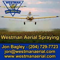 westman spraying